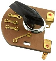 Ducati light switch, old style, type APRILIA