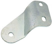 Silencer holder plate RH - Jackal