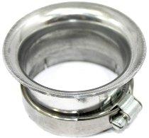 Malossi Intake funnel 52x37 mm aluminium for PHM Carburettor