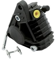 Brake caliper P2 F05, left hand behind fork - Ducati, Moto Guzzi...