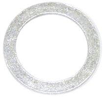Spiegler Arandela de aluminio para manguera de freno M10