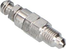stahlbus Bleeder Valve M8x1.0x12mm (S), steel