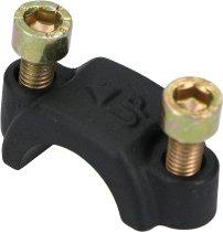 Handbrems-/Kupplungszylinder Schelle PS 13-16 schwarz-verzinkt