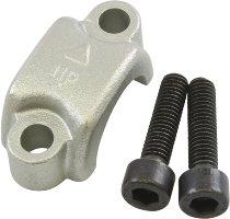 Collier pour cylindre de frein sans prise rétroviseur PR 18/19 argent