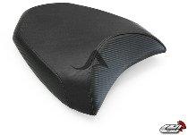 Luimoto Pillion seat cover, black/italy - Ducati Multistrada 1200