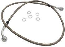 Spiegler Bremsleitung, einzeln, silber/keine - 100 cm, 000, 014