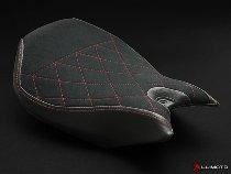 Luimoto Sitzbankbezug `Diamond Edition`, schwarz/italy - Ducati 899 / 959 / 1299 Panigale / S / R