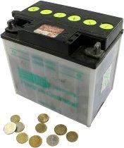 Battery disposit for german customer