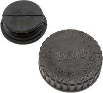 Brake fluid reservoir cap and bellows PS 11/12 round