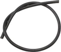 Ignition cable, silicone, black