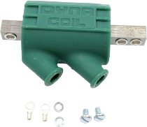 Dyna Ignition coil 3,0 Ohm green, for double ignition