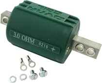 Dyna Ignition coil simple 3,0 Ohm green