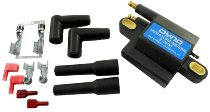 Dyna Ignition coil mini 3,0 Ohm for double ignition / 6 & 12 V