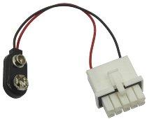 Power commander power up adapter