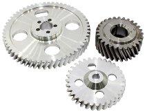 Moto Guzzi Timing gear kit steel tilted teethed - big models