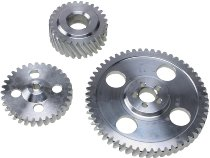 Moto Guzzi Timing gear kit ergal straight teethed - V11 Sport, Le Mans, Ballabio, Coppa Italia...
