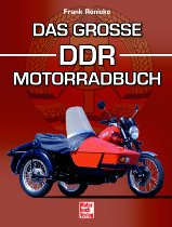 Book MBV the big DDR motorcycle book
