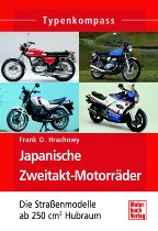 Book MBV type compass japanese two-stroke motorcycles