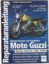 Book MBV repair manual Moto Guzzi