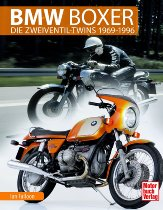 Book MBV BMW boxer the two valve twins 1969-1996