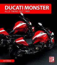 Book MBV Ducati Monster all twins since 1993