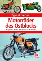 Book MBV motorcycles from the eastern bloc bulgaria, poland, soviet union 1945-1990