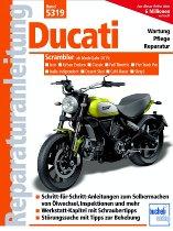 Book MBV repair manual Ducati Scrambler