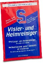 S100 Visor and Helmet Cleaner, 1 Double cloth