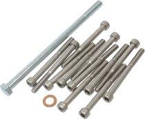 Moto Guzzi Screw kit for oil pan spacer ring - V75, Breva, V7...