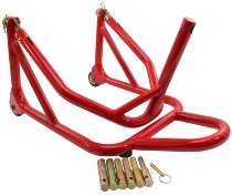 Assembly stand, ´Superbike´, steering tube