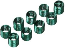 Helicoil Thread inserts, refill pack M10x1x15
