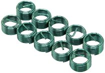 Helicoil Thread inserts, refill pack M10x1x10