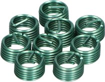 Helicoil Thread inserts, refill pack M10x1,25x10