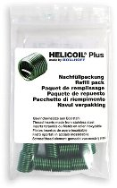 Helicoil Thread inserts, refill pack M10x1,25x20