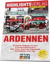 Heel Buch Motorrad-Reiseführer Ardennen