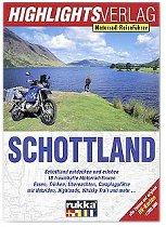 Heel Buch Schottland, 10 traumhafte Motorrad-Touren