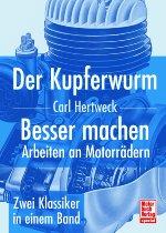 Book MBV hertweck copper worm