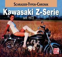 Book MBV Kawasaki Z series since 1972