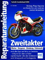 Book MBV repair manual two-stroke engine, carburetor, ignition, chassis