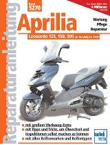 Book MBV repair manual Aprilia Leonardo 125, 150, 300