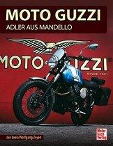 Book MBV Moto Guzzi `eagle from mandello´