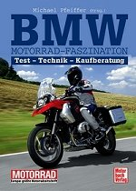 Book MBV BMW motorcycle fascination tests technical purchase advice