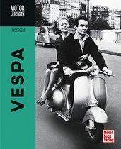 Book MBV engine legends Vespa 240 pages