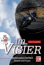 Book MBV `In sight motorcycle safety´ theory and practice with cd-rom