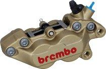 Four piston brake caliper iron P4 30/34 C Oro right hand