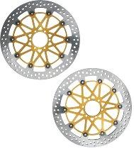 Aprilia kit de disques de frein inox 330mm RSV4 2017->
