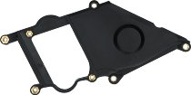 Ducati Cam belt cover middle piece black - 900 SS, Monster, 906, 907 Paso, ST2...