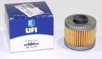 UFI Oil filter `2559400` - Aprilia 125 / 150 / 200 Leonardo, Scarabeo, BMW 125 / 200 C1