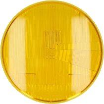 Moto Guzzi Head lamp glass yellow Bosch 200mm - California 2, 3