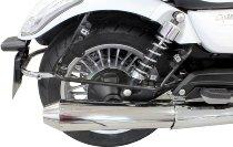 Agostini Silencer kit inox, without homologation - Moto Guzzi California 1400 Touring, Eldorado...